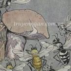 Ong mật, ong vằn và ong bắp cày