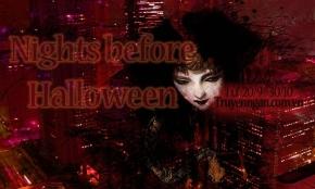 Nights before Halloween - Những đêm trước Halloween