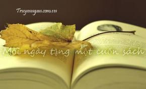 Mỗi ngày tặng một cuốn sách