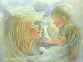 Thiên Thần của mẹ