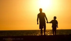 Bố và tuổi thơ