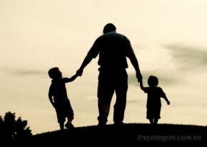 Đàn ông và việc chăm con
