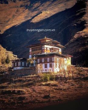 Khoảnh khắc Bhutan