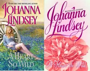 Trái tim hoang dã - Johanna Lindsay