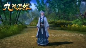 Bạch Cốt Lâm - Cổ Long