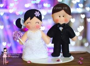 Cô dâu đi học - Xinhxinhgirlhcm