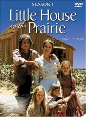 Ngôi nhà nhỏ trên thảo nguyên - Laura Ingallss Wilder