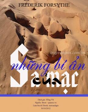 Những bí ẩn của sa mạc - Frederik Forsythe