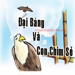 Đại bàng và con chim sẻ