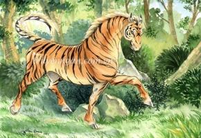 Hổ và ngựa
