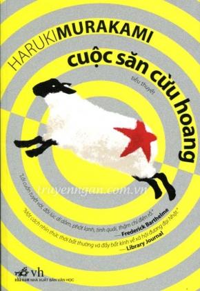 Cuộc săn cừu hoang -  Murakami Haruki