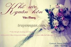 Khế ước quân hôn - Yên Mang