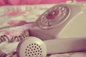 Cuộc điện thoại ngày mưa