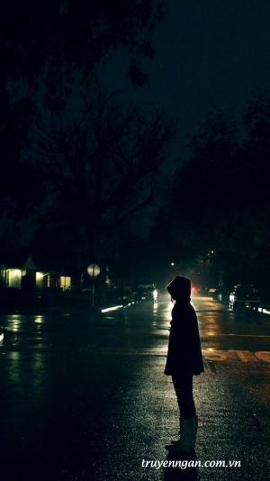 Cơn mưa giữa đêm đông