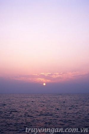 Lỡ hẹn với biển