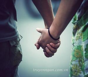 Cách cuối cùng anh nắm tay em