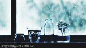 Khe cửa sổ mùa đông
