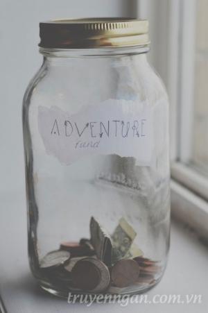 Hũ tiền tiết kiệm nhỏ và những giấc mơ lớn