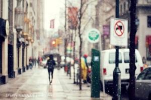 Mùa đông theo gió …thét gào