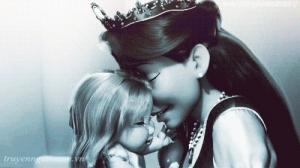 Mẹ luôn ở trong trái tim tôi