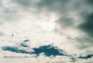 Cám dỗ là mây mờ che phủ lí trí
