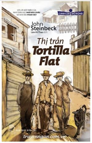 Cánh cửa mở rộng - Thị trấn Tortilla Flat
